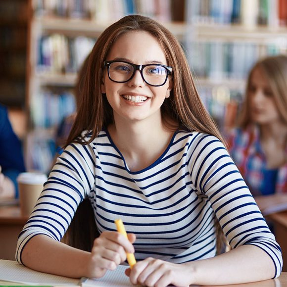 Your Studing Only With A Good Mood